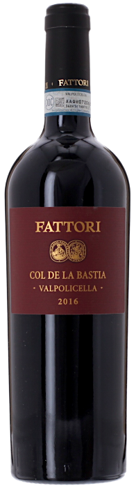 2016 VALPOLICELLA CLASSICO Fattori, Lea & Sandeman