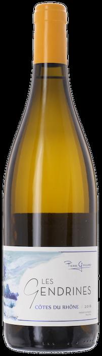 2016 VIOGNIER Les Gendrines Côtes du Rhône Domaine Pierre Gaillard, Lea & Sandeman