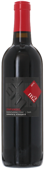 2016 ZINFANDEL Cemetery Vineyard m2 Wines, Lea & Sandeman