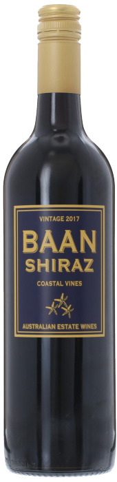 2017 BAAN SHIRAZ Salomon Finniss River Estate, Lea & Sandeman