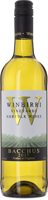 2017 BACCHUS Dry White English wine Winbirri Vineyards, Lea & Sandeman