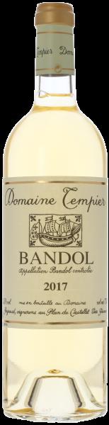 2017 BANDOL Blanc Domaine Tempier, Lea & Sandeman