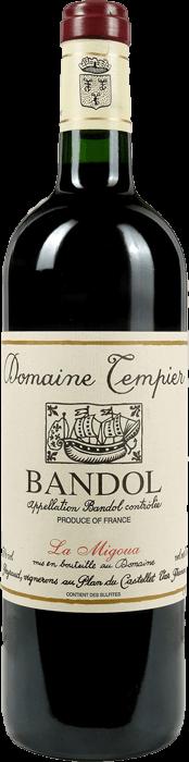 2017 BANDOL Cuvée Migoua Domaine Tempier, Lea & Sandeman