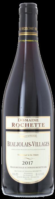 2017 BEAUJOLAIS VILLAGES Domaine Rochette, Lea & Sandeman