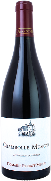 2015 CHAMBOLLE MUSIGNY Vieilles Vignes Domaine Christophe Perrot-Minot, Lea & Sandeman