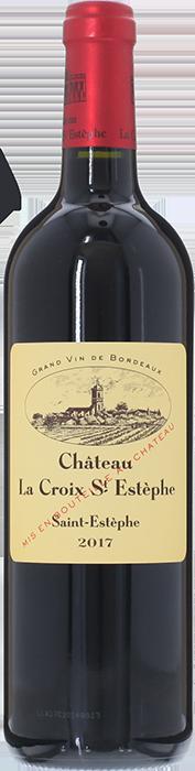 2017 CHÂTEAU LA CROIX SAINT ESTÈPHE Château Le Crock, Lea & Sandeman