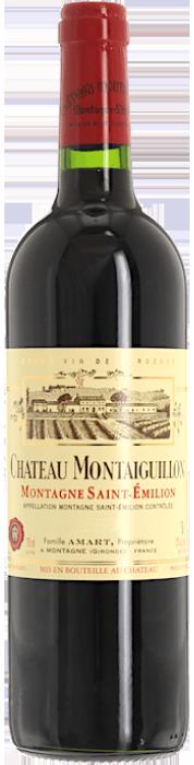 2017 CHÂTEAU MONTAIGUILLON Montagne Saint Emilion, Lea & Sandeman
