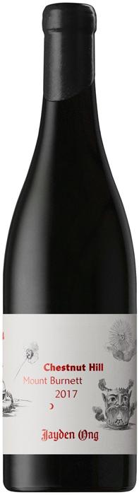 2017 JAYDEN ONG 'Chestnut Hill' Pinot Noir, Lea & Sandeman