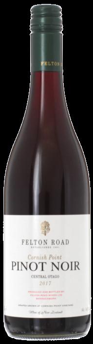 2017 FELTON ROAD Cornish Point Pinot Noir, Lea & Sandeman