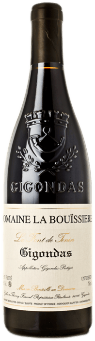2017 GIGONDAS La Font de Tonin Domaine la Bouïssière, Lea & Sandeman