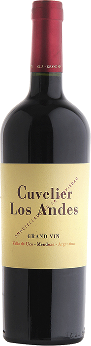 2017 GRAND VIN Cuvelier los Andes, Lea & Sandeman