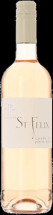 2017 GRENACHE-CINSAULT Rosé Domaine Saint Félix, Lea & Sandeman