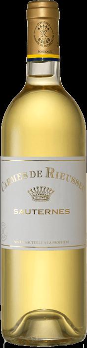 2017 LES CARMES DE RIEUSSEC Sauternes Château Rieussec, Lea & Sandeman