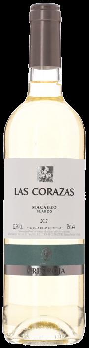 2017 MACABEO Las Corazas Bodegas Roqueta, Lea & Sandeman