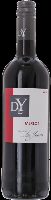 2017 MERLOT Domaine les Yeuses, Lea & Sandeman