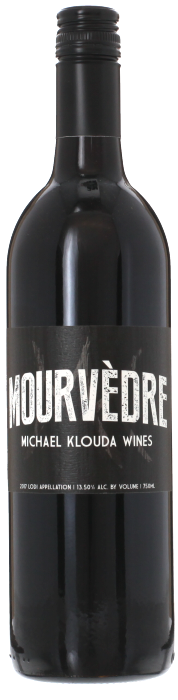 2017 MOURVÈDRE Michael Klouda Wines, Lea & Sandeman