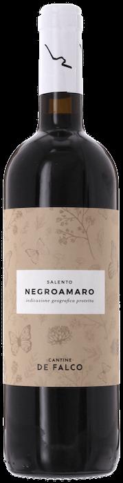 2017 NEGROAMARO Salento Cantine de Falco, Lea & Sandeman