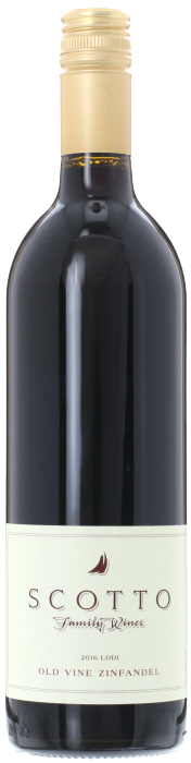 2017 OLD VINE ZINFANDEL Scotto Family Vineyards, Lea & Sandeman