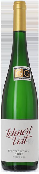 2017 PIESPORTER GOLDTRÖPCHEN Riesling Grosses Gewächs Weingut Lehnert-Veit, Lea & Sandeman