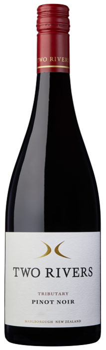 2017 PINOT NOIR Tributary Two Rivers of Marlborough, Lea & Sandeman