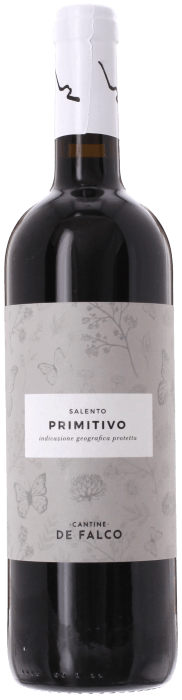2017 PRIMITIVO Salento Cantine de Falco, Lea & Sandeman