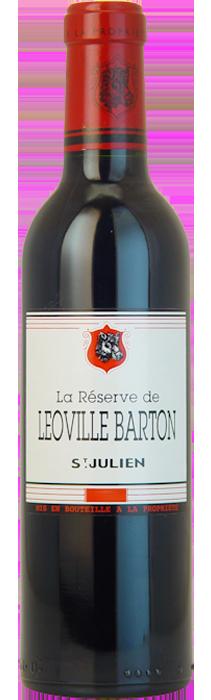 2017 RÉSERVE DE LÉOVILLE BARTON Saint Julien, Lea & Sandeman