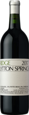 2017 RIDGE Lytton Springs Ridge Vineyards, Lea & Sandeman
