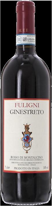 2017 ROSSO DI MONTALCINO Ginestreto Fuligni, Lea & Sandeman