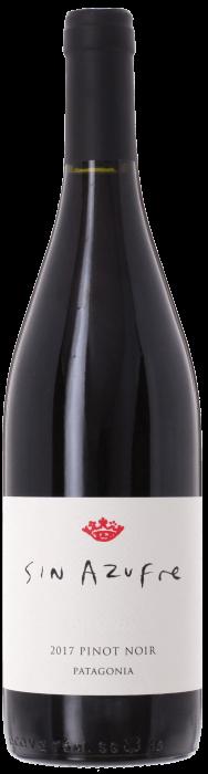 2017 SIN AZUFRE Pinot Noir Bodega Chacra, Lea & Sandeman