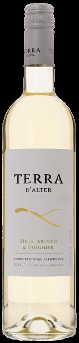 2017 TERRA D'ALTER BRANCO Terras d'Alter, Lea & Sandeman