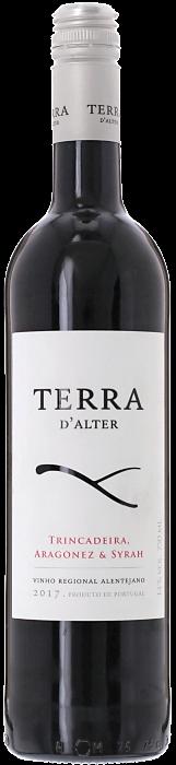 2017 TERRA D'ALTER TINTO Terras d'Alter, Lea & Sandeman