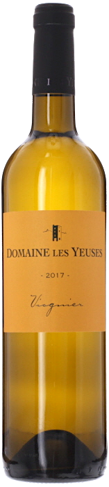 2017 VIOGNIER Domaine les Yeuses, Lea & Sandeman