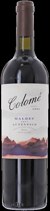 2018 AUTÉNTICO MALBEC Bodega Colomé, Lea & Sandeman