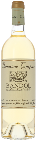 2018 BANDOL Blanc Domaine Tempier, Lea & Sandeman