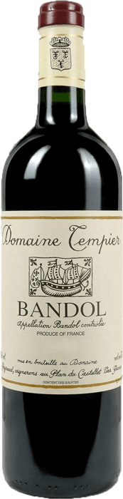 2018 BANDOL Cuvée Classique Domaine Tempier, Lea & Sandeman