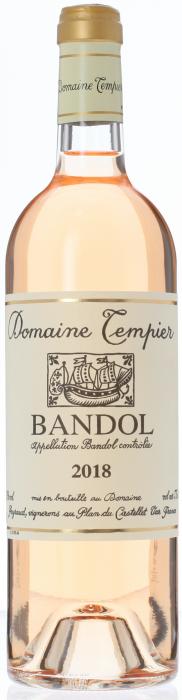2018 BANDOL Rosé Domaine Tempier, Lea & Sandeman