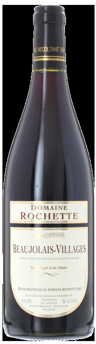 2018 BEAUJOLAIS VILLAGES Domaine Rochette, Lea & Sandeman