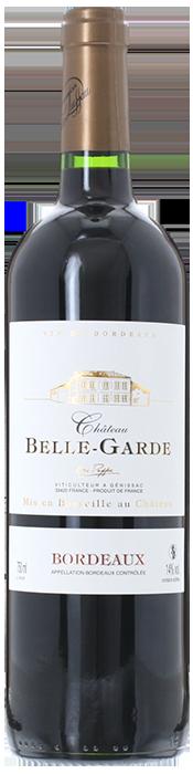 2018 CHÂTEAU BELLE GARDE Bordeaux, Lea & Sandeman