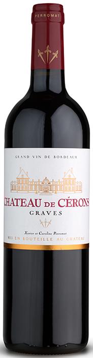 2018 CHÂTEAU DE CÉRONS Graves, Lea & Sandeman