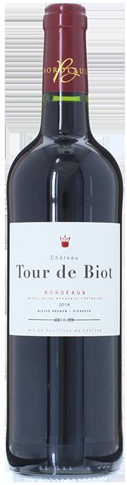 2018 CHÂTEAU TOUR DE BIOT Bordeaux, Lea & Sandeman