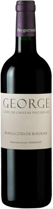 2018 GEORGE Cuvée du Château Puygueraud Francs, Lea & Sandeman