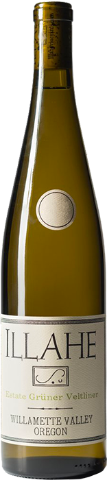 2018 GRUNER VELTLINER ESTATE Illahe Vineyards, Lea & Sandeman