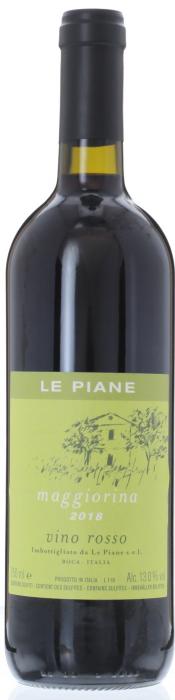 2018 LA MAGGIORINA Le Piane, Lea & Sandeman