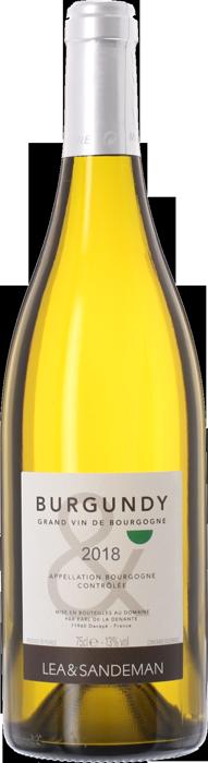 2018 LEA & SANDEMAN White Burgundy Bourgogne Blanc, Lea & Sandeman