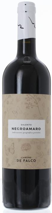 2018 NEGROAMARO Salento Cantine de Falco, Lea & Sandeman