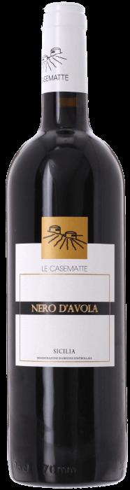 2018 NERO D'AVOLA Rosso Le Casematte, Lea & Sandeman