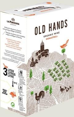2018 OLD HANDS Monastrell Ecológico Bodegas La Purisima, Lea & Sandeman