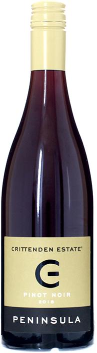 2018 PENINSULA Estate Pinot Noir Crittenden Estate, Lea & Sandeman