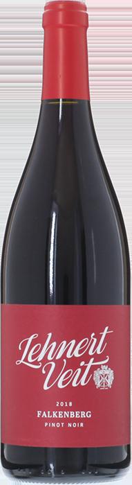 2018 PIESPORTER FALKENBERG Pinot Noir Trocken Qba Weingut Lehnert-Veit, Lea & Sandeman