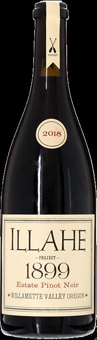 2018 PINOT NOIR '1899 Cuvée' Willamette Valley Illahe Vineyards, Lea & Sandeman